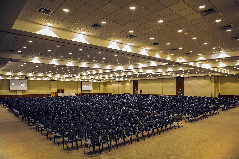 Salão _Centro de Convenções & Hotéis Windsor